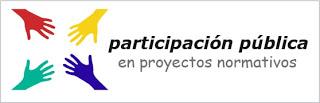 ¿Los trámites de consulta y de información pública son espacios para la participación?